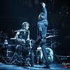 Dominic Howard & Matt Bellamy (MUSE) @ Paleis 12 - Brussels - Belgium/Bélgica