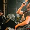 Zaher Zorgati - Myrath (ميراث) being shot by Yngwie Vanhoucke's Nikon @ Biebob - Vosselaar - Belgium/Bélgica