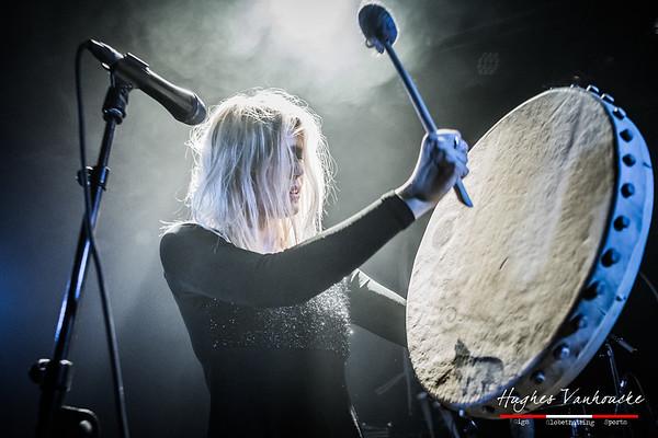 Myrkur (DEN) @ BRDCST Festival - Ancienne Belgique - Brussels/Bruselas - Belgium/Bélgica