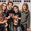 The next big thing in prog metal: Next To None @ O2 Assembly Hall - Islington - London - England/Inglaterra