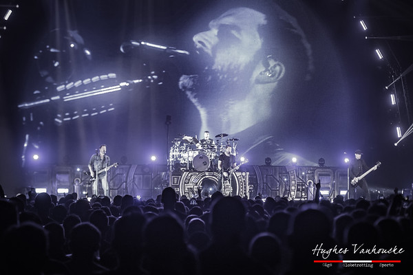 Nickelback (CAN) @ Motorpoint Arena - Nottingham - England/Inglaterra