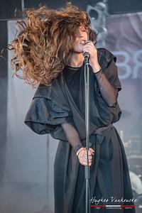 Oathbreaker (BEL) @ Groezrock Festival 2017 - Meerhout - Belgium/Bélgica
