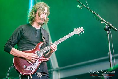 Opeth @ Be Prog My Friend - Pueblo Español - Barcelona - Spain/España