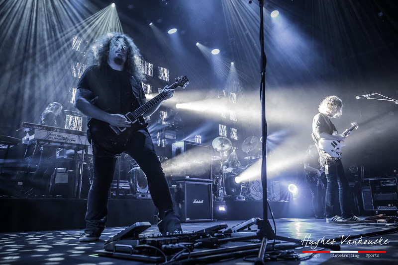 Opeth @ Poppodium 013 - Tilburg - The Netherlands/Países Bajos