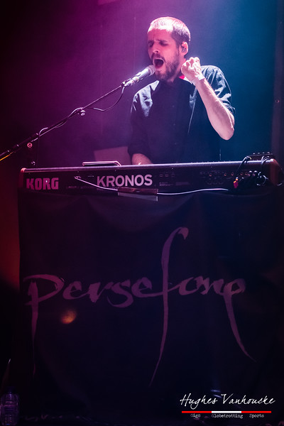 Miguel Espinosa - Persefone @ Poppodium Duycker - Hoofddorp - The Netherlands/Países Bajos
