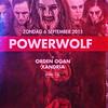 Powerwolf @ Gebr. de Nobel - Leiden - NL