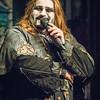 Attila Dorn - Powerwolf @ Gebr. de Nobel - Leiden - NL