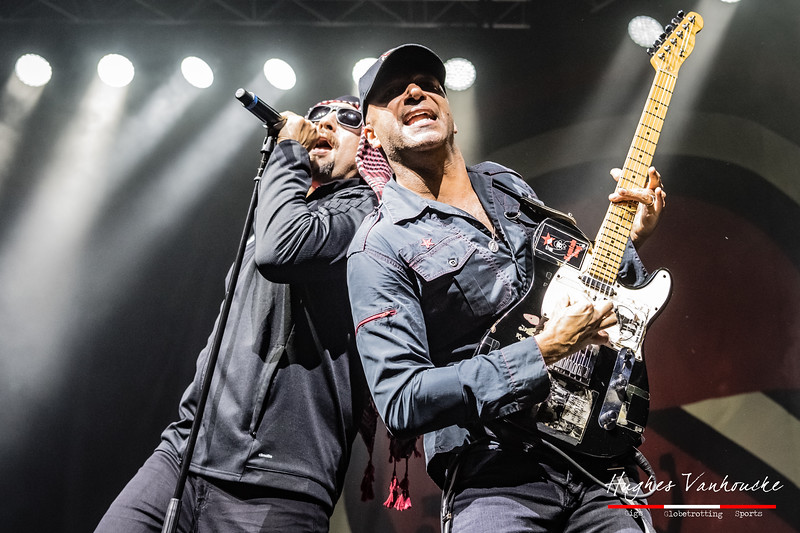 B-Real & Tom Morello - Prophets of Rage @ 013 - Tilburg - The Netherlands/Países Bajos