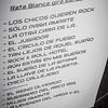 Setlist - Rata Blanca @ Razzmatazz 2 - Barcelona - España/Spain