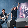 Luca Triulli & Fabio Lione - Rhapsody @ Main Stage - Graspop Metal Meeting - Dessel - Belgium/Bélgica
