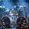 Manu Lotter - Rhapsody of Fire @ Wilde Westen - Kortrijk - Belgium/Bélgica