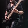 Alessandro Sala - Rhapsody of Fire @ Wilde Westen - Kortrijk - Belgium/Bélgica