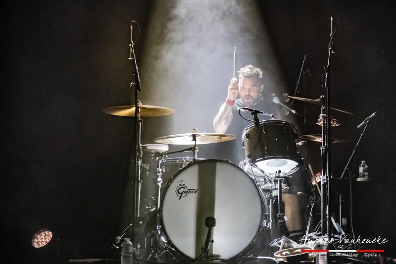 Mike Miley (Gretsch) - Rival Sons @ Trix - Antwerp/Amberes - Belgium/Bélgica