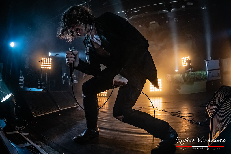Jay Buchanan - Rival Sons @ Trix - Antwerp/Amberes - Belgium/Bélgica