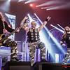 Pär Sundström, Joakim Brodén & Chris Rörland (Sabaton) @ Lotto Arena - Antwerp/Amberes - Belgium/Bélgica