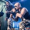 Tommy Johansson & Joakim Brodén (Sabaton) @ Lotto Arena - Antwerp/Amberes - Belgium/Bélgica