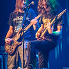 Andreas Silén & Benjamin Ellis (Scar Symmetry) @ Epic Metal Fest - Klokgebouw - Eindhoven  - The Netherlands/Holanda
