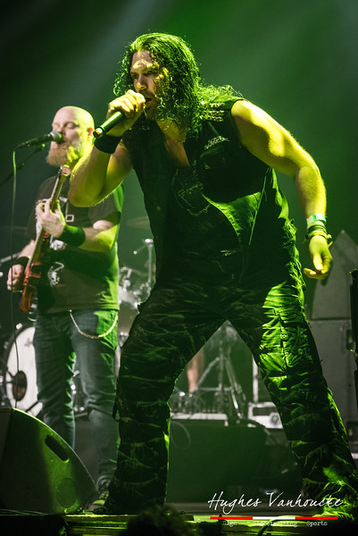 Lars Palmqvist (Scar Symmetry) @ Epic Metal Fest - Klokgebouw - Eindhoven  - The Netherlands/Holanda