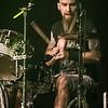 Henrik Ohlsson (Scar Symmertry) @ Epic Metal Fest - Klokgebouw - Eindhoven - The Netherlands/Holanda