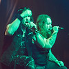 Lars Lumqvist & Roberth Karlsson (Scar Symmetry) @ Epic Metal Fest - Klokgebouw - Eindhoven  - The Netherlands/Holanda