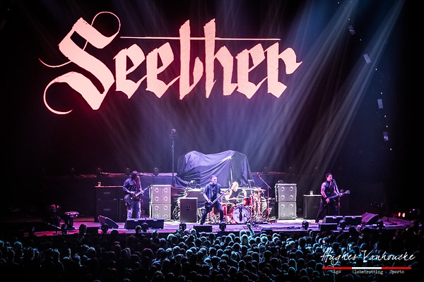 Seether (SAF) @ Motorpoint Arena - Nottingham - England/Inglaterra