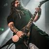 Andreas Kisser (Sepultura) @ Epic Metal Fest - Klokgebouw - Eindhoven - The Netherlands/Holanda
