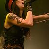 Liv 'Sin' Jagrell (Sister Sin) @ De Kreun - Kortrijk/Courtrai - Belgium/Bélgica
