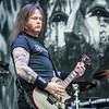 Gary Holt - Slayer @ Rockavaria - Olympiapark - München - Germany/Alemania