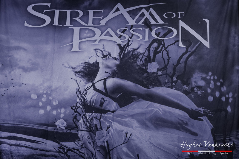 Stream of Passion @ Epic Metal Fest - 013 - Tilburg - The Netherlands/Países Bajos