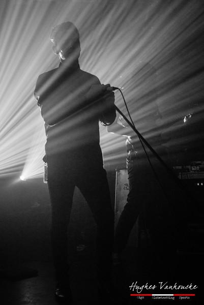 Daniel Tompkins - TesseracT @ Biebob - Vosselaar - Belgium/Bélgica