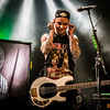 Ahren Stringer (The Amity Affliction) @ Trix - Antwerp/Amberes - Belgium/Bélgica