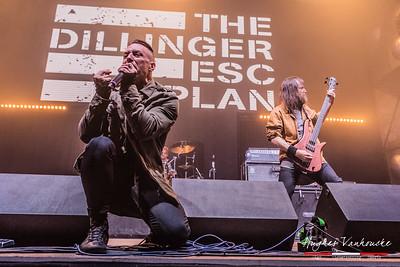 The Dillinger Escape Plan (USA) @ Graspop Metal Meeting 2017 - Dessel - Belgium/Bélgica