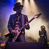 Johan Koleberg, Christofer Johnsson & Isabel Garcia Navas (Therion) @ Eurorock Festival - Neerpelt - Belgium/Bélgica