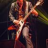 Christofer Johnsson (Therion) @ Eurorock Festival - Neerpelt - Belgium/Bélgica