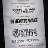 Early birds - While She Sleeps (ENG) @ The Asylum - Birmingham - West-Midlands - UK/Inglaterra