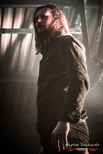 "Lawrence ""Loz"" Taylor - While She Sleeps (ENG) @ The Asylum - Birmingham - West-Midlands - UK/Inglaterra"