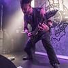 Mika Lammassaari (Wolfheart) @ Biebob - Vosselaar - Antwerp/Amberes - Belgium/Bélgica