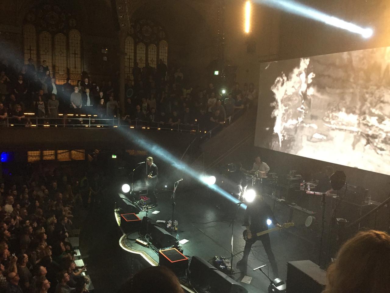 Interpol 2015-02-08 Albert Hall - Manchester UK