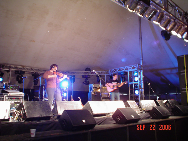 2006 Irish Weekend