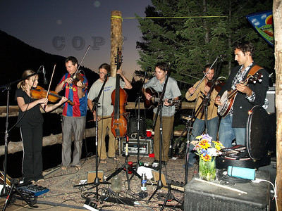 Hot Buttered Rum String Band and Special Guest