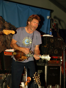 Sam Bush and Hoss.