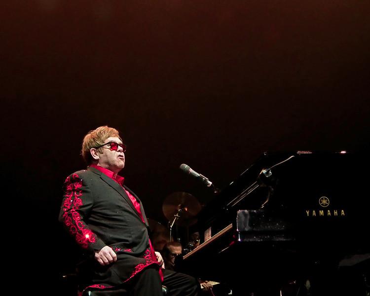 Elton John at Newcastle Metro Radio Arena June 13