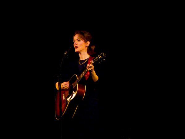 Laura Cantrell @ Old Town Hall, Gateshead.