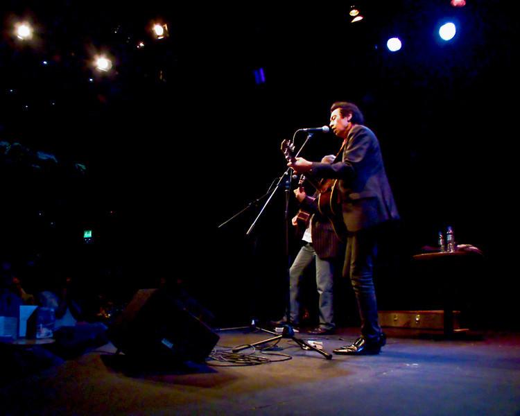 Alejandro Escovedo @ the Live Theatre, Newcastle
