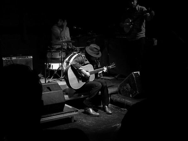 Langhorne Slim @ Cluny II Newcastle 2010