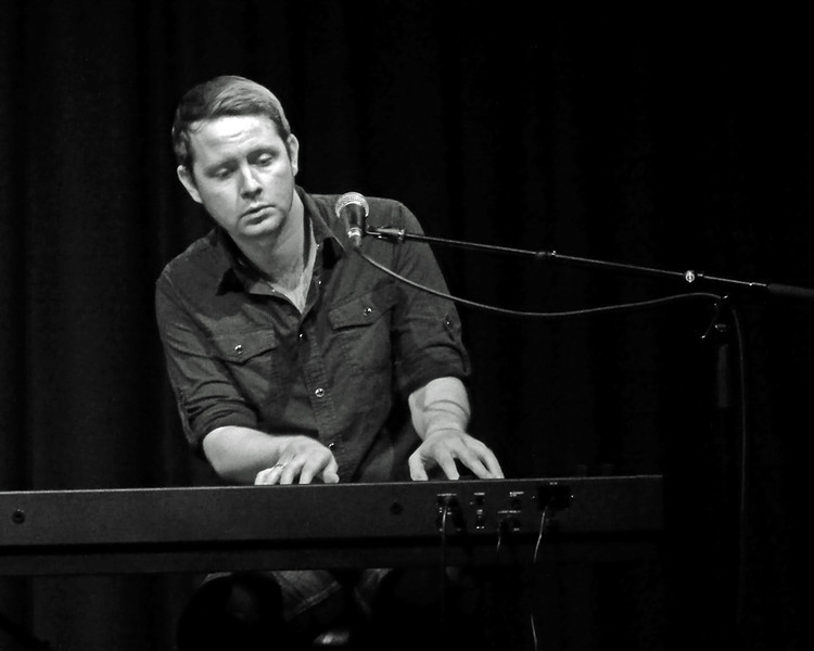 John Fullbright at the Jumping Hot Club, Caedmon Hall, Gateshead