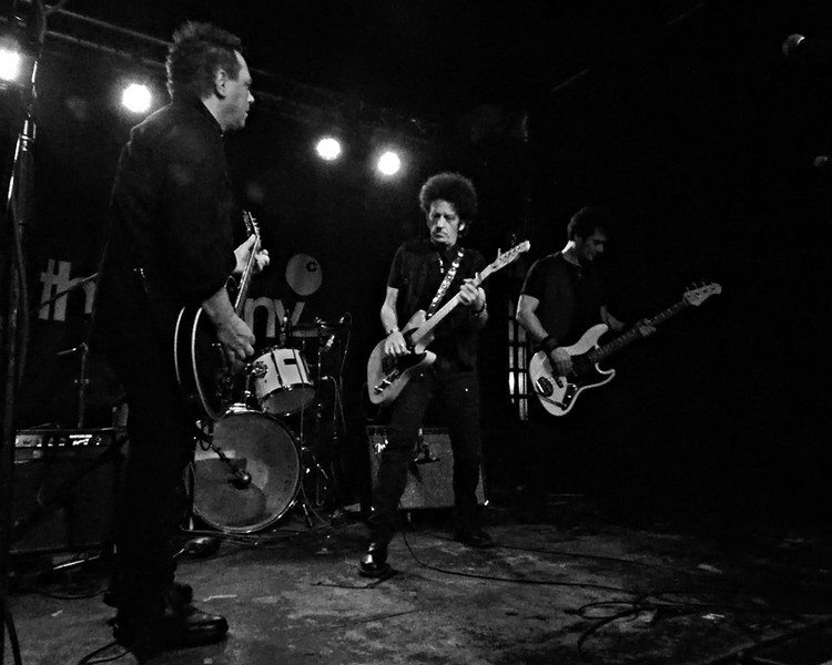 Willie Nile at Cluny Newcastle, Good Friday 2012
