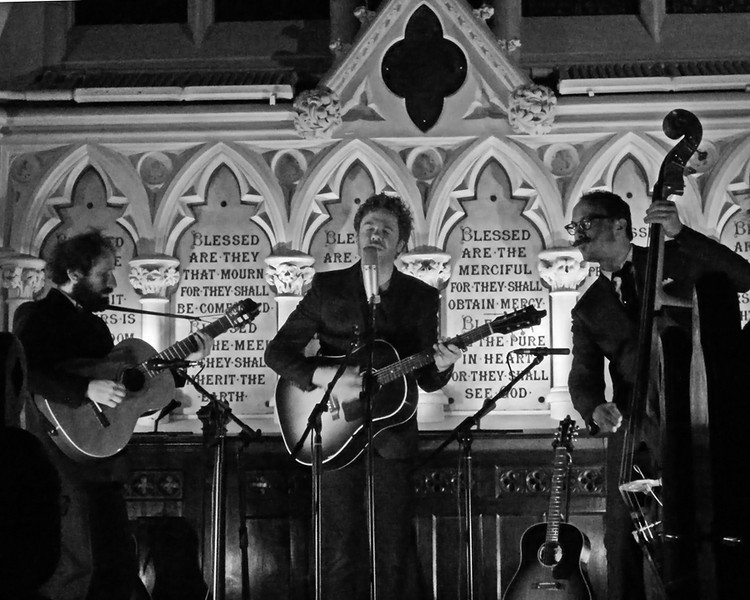 Josh Ritter at Unitarian Church Dublin