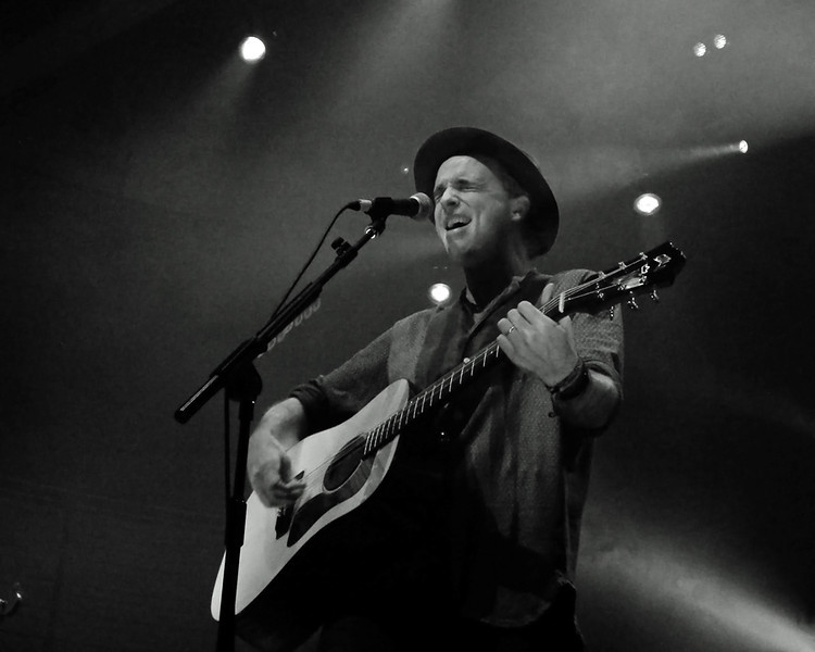 Fran Healy from Travis at Sage Gateshead