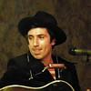 Pete Molinari at Ashington Folk Club
